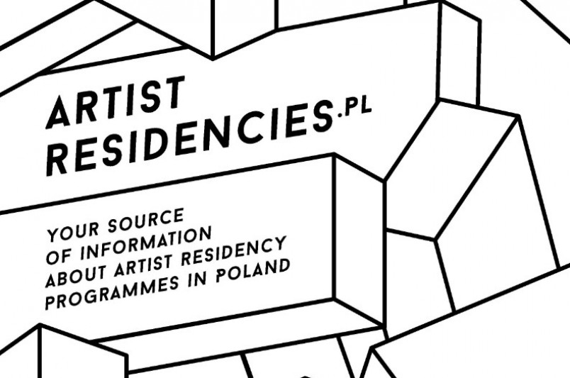 Artist Residencies. First Polish residencies database