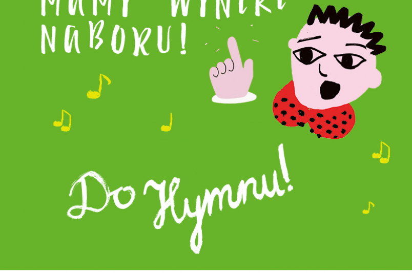 Do Hymnu - wyniki naboru do konkursu!