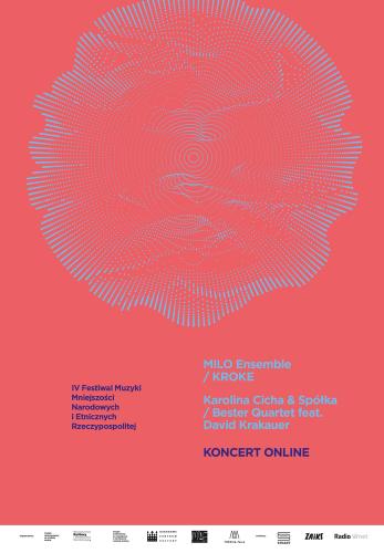 IV Festiwal Muzyki Mniejszości Narodowych i Etnicznych Rzeczypospolitej. KONCERT ONLINE