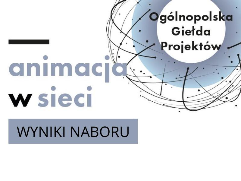 Ogólnopolska Giełda Projektów – znamy wyniki naboru projektów!